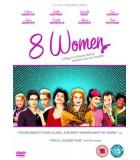 8 Women (2002) DVD