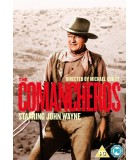 The Comancheros (1961) DVD