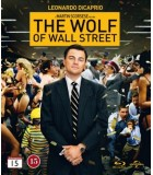 The Wolf of Wall Street (2013) Blu-ray