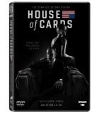 House of Cards - Kausi 2. (4 DVD)