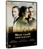 The New York Immigrant (2013) DVD