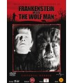 Frankenstein Meets the Wolf Man (1943) DVD