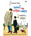 Mon oncle - Enoni on toista maata (1958) DVD
