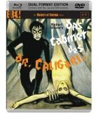 Das Cabinet des Dr. Caligari (1920) (DVD + Blu-ray)