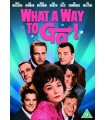 What A Way To Go (1964) DVD