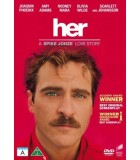Her (2013) DVD