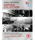 Kurosawa: The Samurai Collection (5 Blu-ray)