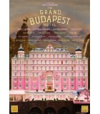 The Grand Budapest Hotel (2014) DVD