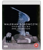 Walerian Borowczyk Short Films and Animation  (1959-1984) (Blu-ray + DVD)