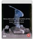 Walerian Borowczyk Short Films and Animation  (1959-1984) (Blu-ray + DVD)