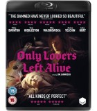 Only Lovers Left Alive (2013) Blu-ray