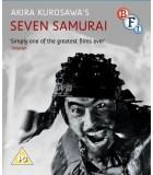 Seven Samurai (1954) Blu-ray