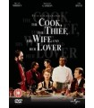 The Cook the Thief His Wife & Her Lover (1989) DVD