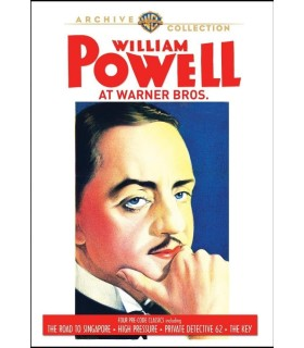 William Powell at Warner Bros 1931-34 (4 DVD)