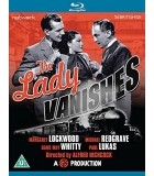 The Lady Vanishes (1938) Blu-ray