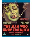 The Man Who Knew Too Much (1934) Blu-ray
