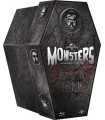 The Classic Monster Coffin Collection (8 Blu-ray)