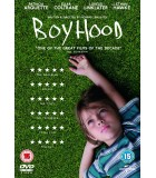 Boyhood (2014) DVD