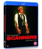 Scanners (1981) Blu-ray