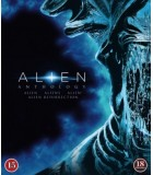 Alien Anthology 1-4 (4 Blu-ray)