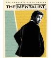 The Mentalist - kausi 6. (5 DVD)
