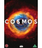 Cosmos - A Space-Time Odyssey (4 DVD)