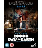 20,000 Days on Earth (2014) DVD