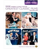 Astaire & Rogers - Vol. 1 TCM Collection (4 DVD)