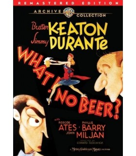 What! No Beer? (1933) DVD