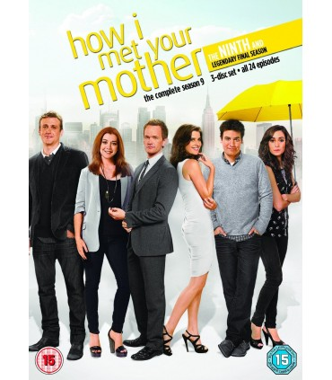 How I Met Your Mother - Kausi 9. (2014) (3 DVD)