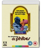 The Abominable Dr. Phibes (1971) Blu-ray