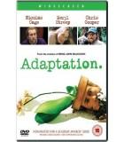 Adaptation (2002) DVD