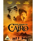 Five Graves to Cairo (1943) DVD