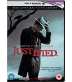Justified - 5.kausi (3 DVD)