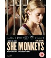 She Monkeys (2011) DVD