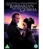 Barbarian and the Geisha (1958) DVD