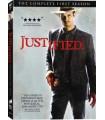 Justified - 1.kausi DVD