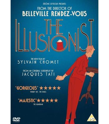 Illusionisti (2010) DVD