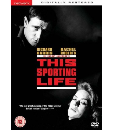 This Sporting Life (1963) DVD
