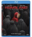 Homeland - Season 4. (3 Blu-ray)