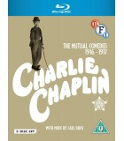 Charlie Chaplin: The Mutual Films Collection (2 Blu-ray) Limited Edition