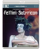 Fellini - Satyricon (1969) Blu-ray