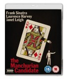 The Manchurian Candidate (1962) (Blu-ray + DVD)