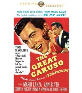 The Great Caruso (1951) DVD