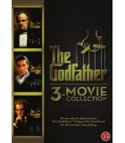 The Godfather - The Coppola Restoration Collection (3 DVD)