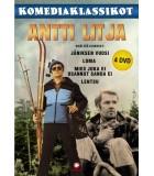 Komediaklassikot - Antti Litja (4 DVD)