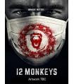 12 Monkeys - Kausi 1. (2015– ) (4 DVD)