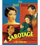 Sabotage (1936) Blu-ray
