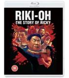 Riki-Oh - The Story Of Ricky (1989) (Blu-ray + DVD)