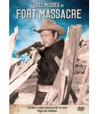 Fort Massacre (1958) DVD